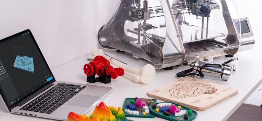 decoare casă impriamntă 3D